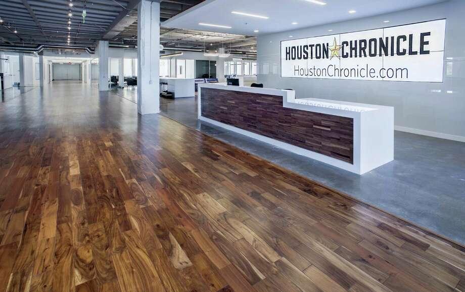 Houston Chronicle Photo: Houston Chronicle