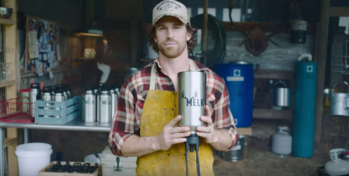 2016 corporate April Fools' Day pranks YETI Coolers spokesman Jordan Shipley wants you to try his new line of