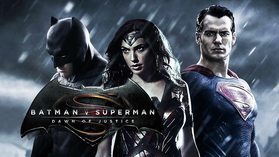 """Batman vs. Superman: Dawn of Justice"" is the latest movie adaptation of DC Comics' superheroes. Photo: Contributed / Contributed Photo / Westport News"