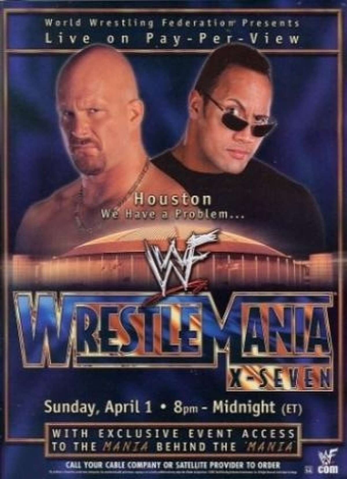 The event was the highest-grossing live event in WWE history up to that point, with gross receipts of $3.5 million. The company sold more than 100,000 tickets to WrestleMania and a three-day fan festival held at the nearby AstroHall.