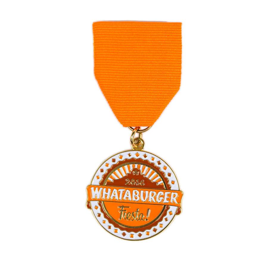 Whataburger unveils new Fiesta medals showcasing San Antonio pride ...