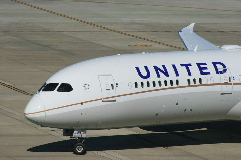 United Airlines flies Boeing 787 Dreamliners on its nonstop route between Houston and Lagos, Nigeria. United says its last flight from Nigeria is June 30. Photo: Bill Montgomery