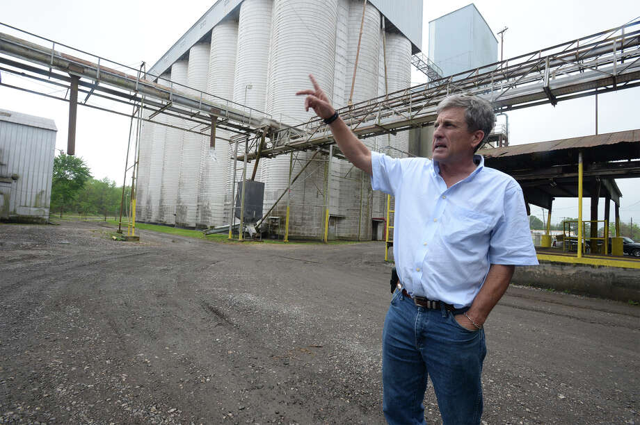Louis Broussard president of Beaumont Rice Mills said Thursday he does not expect local rice to be traded with Cuba in the near future.  Photo taken Thursday, March 31, 2016 Guiseppe Barranco/The Enterprise Photo: Guiseppe Barranco, Photo Editor