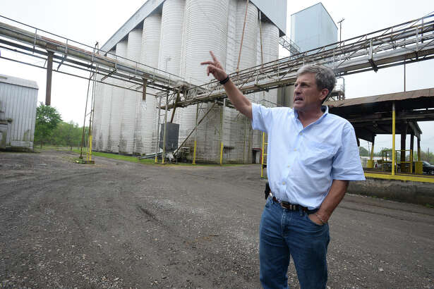 Louis Broussard president of Beaumont Rice Mills said Thursday he does not expect local rice to be traded with Cuba in the near future.  Photo taken Thursday, March 31, 2016 Guiseppe Barranco/The Enterprise