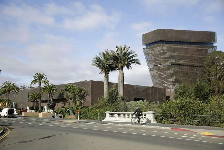 The de Young Museum is seen on Tuesday, October 6, 2015 in San Francisco, Calif. Photo: Lea Suzuki, The Chronicle