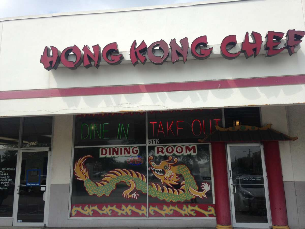 Hong Kong Chef in Bellaire.