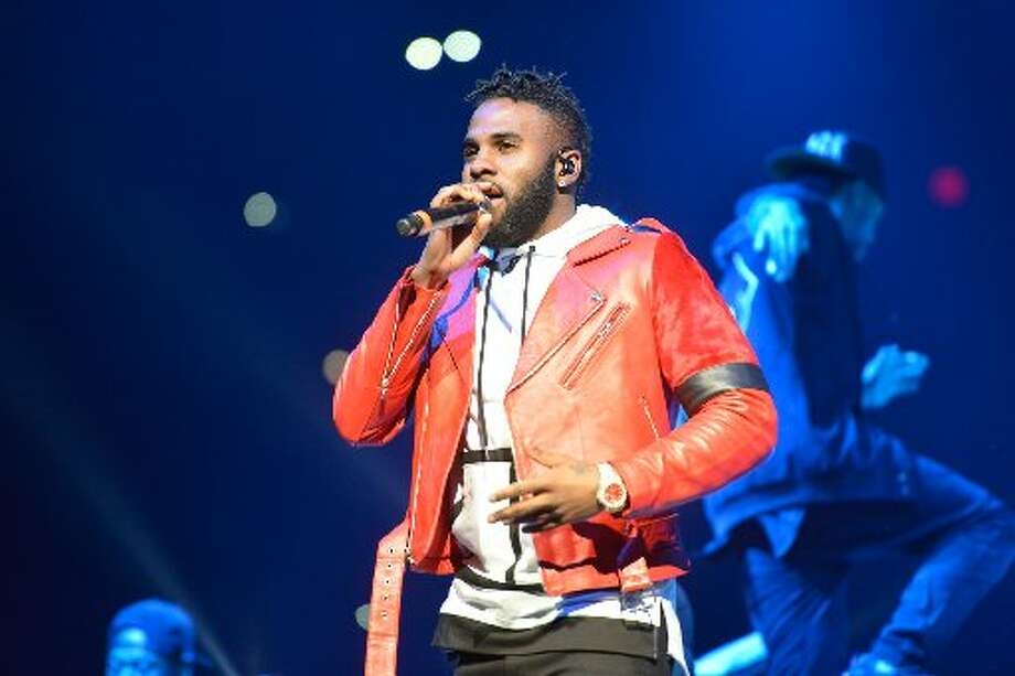 Jason Derulo will perform during the 2017 San Luis Salute in Galveston. Photo: Robin Jerstad, Para El San Antonio Express News