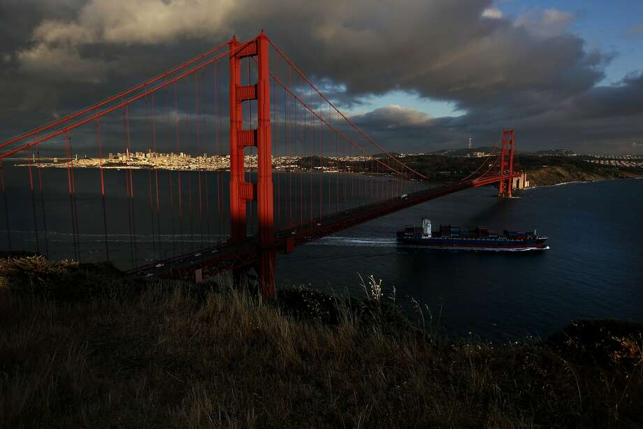 San Francisco was named America's coolest city by Forbes. Click through the slideshow to see Forbes' full list of the coolest cities in America. Photo: Michael Macor, The Chronicle
