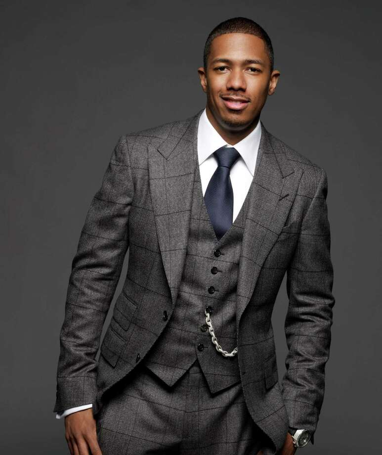 "Entertainer Nick Cannon, seen here, and his ""America's Got Talent"" co-star, Howie Mandel, will perform at Foxwoods Resort Casino on Saturday, April 9. Photo: Mark Seliger NBC / Contributed Photo / 2012 NBCUniversal Media, LLC"