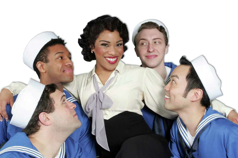 """Rashidra Scott plays nightclub singer Reno Sweeney in """"Anything Goes,"""" at Goodspeed Opera House from Friday, April 8, through Thursday, June 16, in East Haddam. Photo: Contributed Photo"""