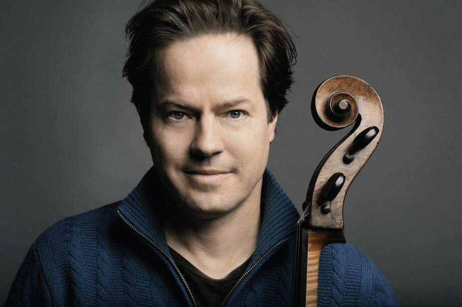 Cellist Jan Vogler will be the guest soloist with the Greater Bridgeport Symphony on Saturday, April 9, at the Klein Memorial Auditorium. Photo: Contributed Photo / Leica Camera AG