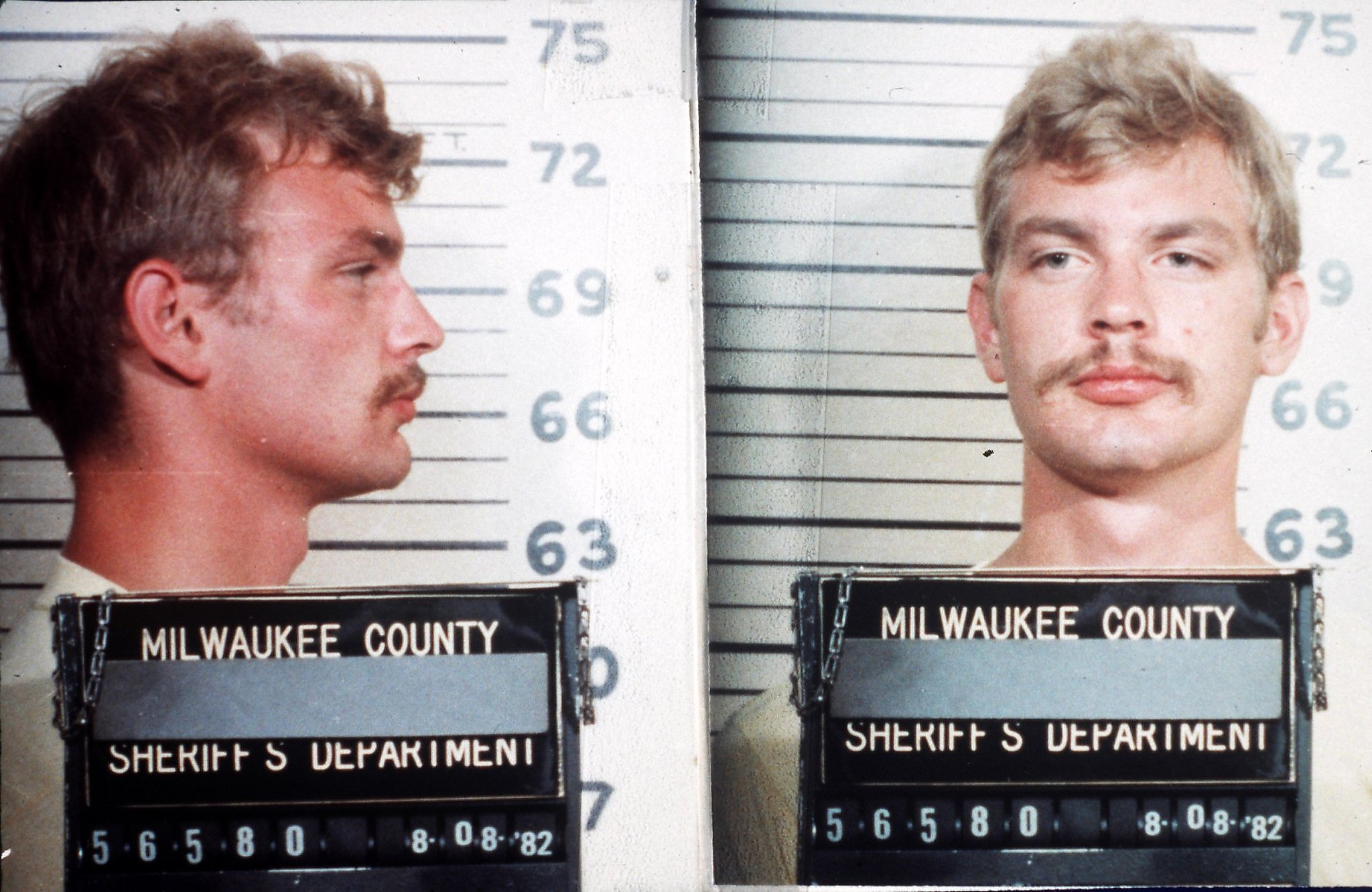 A year after his first murder, serial killer Jeffrey Dahmer