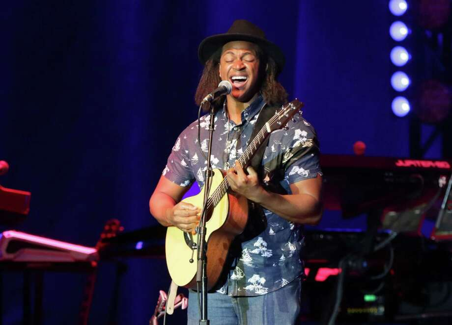 "Savion Wright of Jasper made it to the semifinals in seasons 13 and 14 of ""American Idol."" Photo: Jon Shapley, Staff / © 2015 Houston Chronicle"