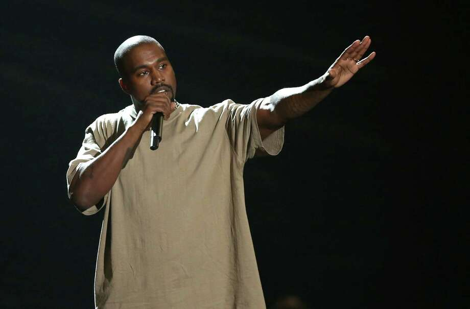 "Six days after the Times Union Center tweeted that Kanye West would perform at the Albany arena in early December, then deleted the tweet and said it was wrong, the downtown venue has made an official announcement of the real date: Sunday, Dec. 11, one day after the original, incorrect date."" (Photo by Matt Sayles/Invision/AP, File) ORG XMIT: NYSB599 Photo: Matt Sayles / Invision"