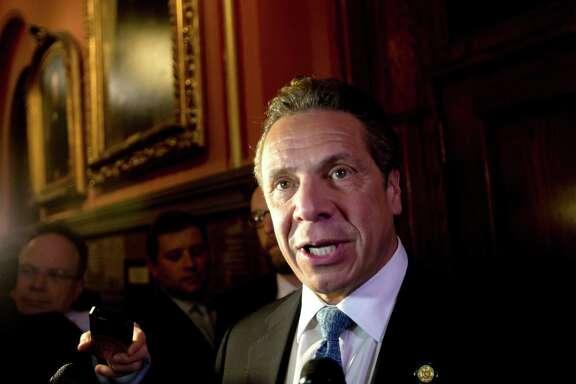 New York Gov. Andrew Cuomo and legislators have agreed on a minimum wage plan.