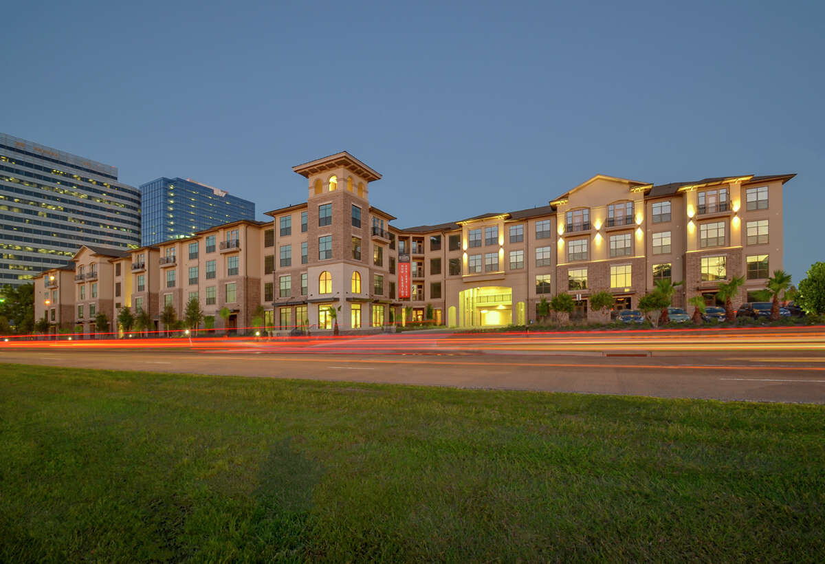 The The Heights at Westchase offers 265 one- and two-bedroom units at 3505 W. Sam Houston Parkway S. near Richmond Ave.