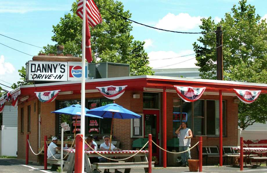 Danny's Drive-In, on Ferry Boulevard in Stratford will be participating in the third annual Restaurant Week that will begin on Sunday, April 3, 2016. Photo: Autumn Driscoll / ST / Connecticut Post