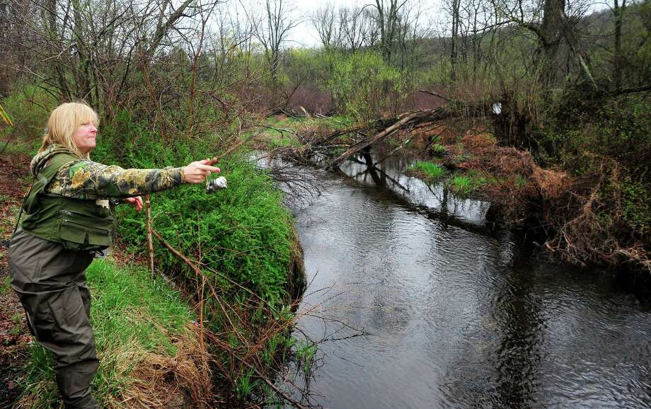 Aquarion offering free fishing permits connecticut post for Ct fishing season