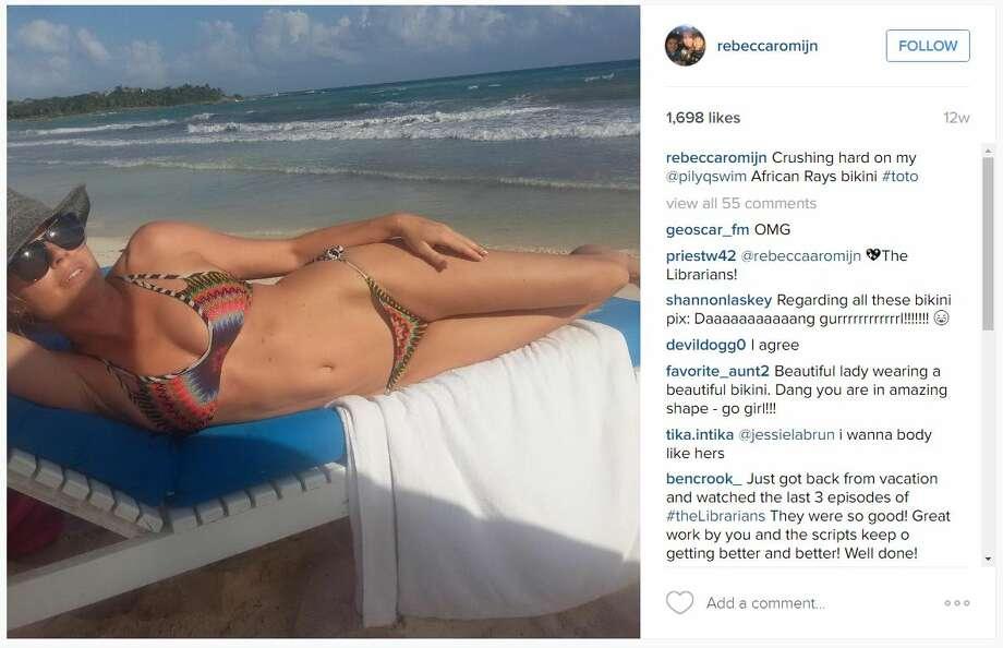 Rebecca Romjin Photo: Instagram, Courtesy