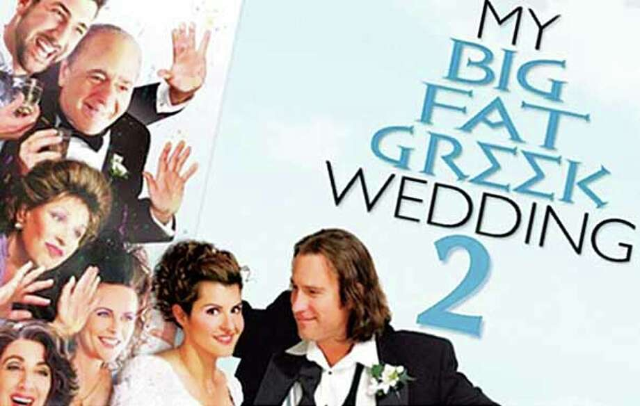 """My Big Fat Greek Wedding 2"" is a sequel to the 2002 hit movie. Photo: Contributed / Contributed Photo / Westport News"