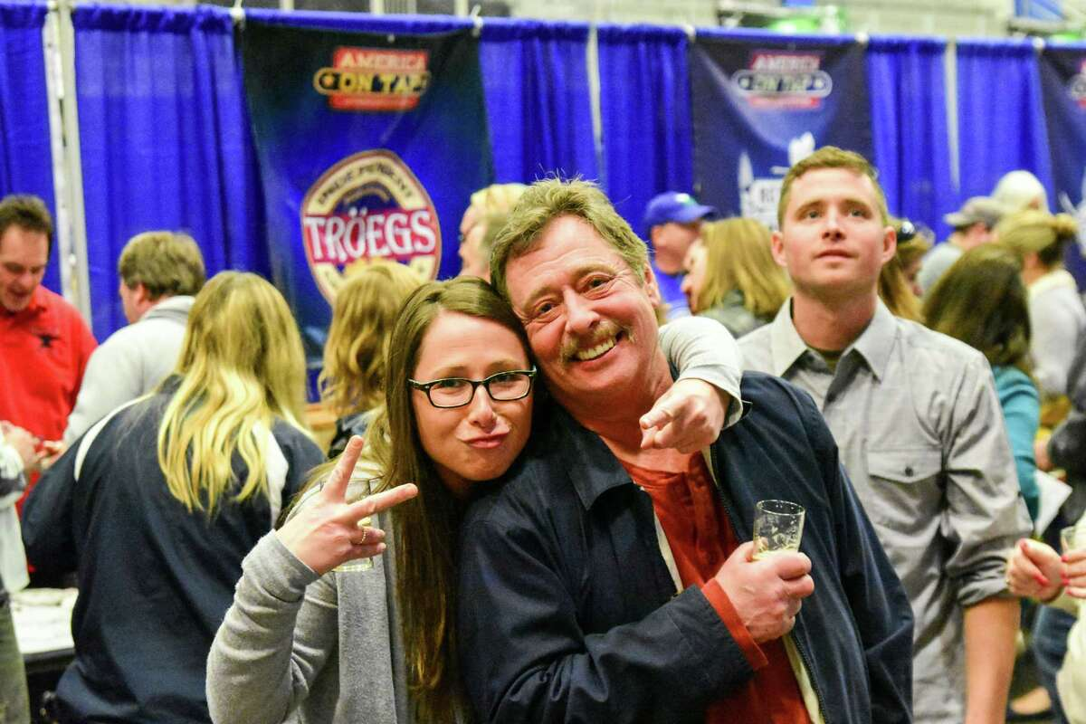 Were you SEEN at the 2016 Hat City on Tap beer tasting in Danbury on April 2, 2016?