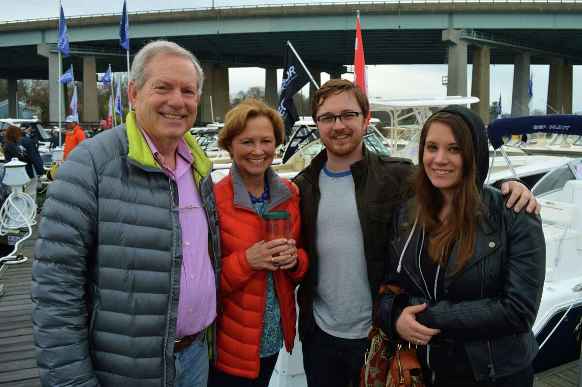 Were you SEEN at the Greenwich Boat Show on April 2, 2016?