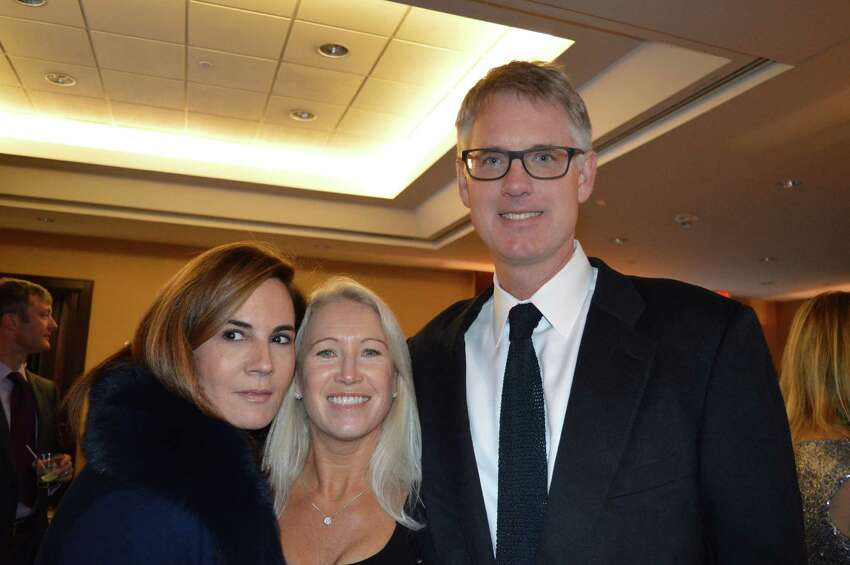 The Global Lyme Alliance's annual Time for Lyme Gala was held at the Greenwich Hyatt Regency on April 2, 2016. The recipient of the