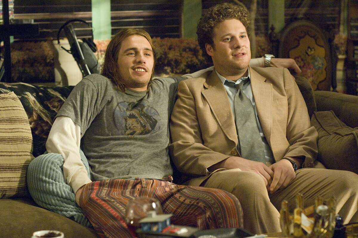 Pineapple Express (2008) Available on Netflix Aug. 1