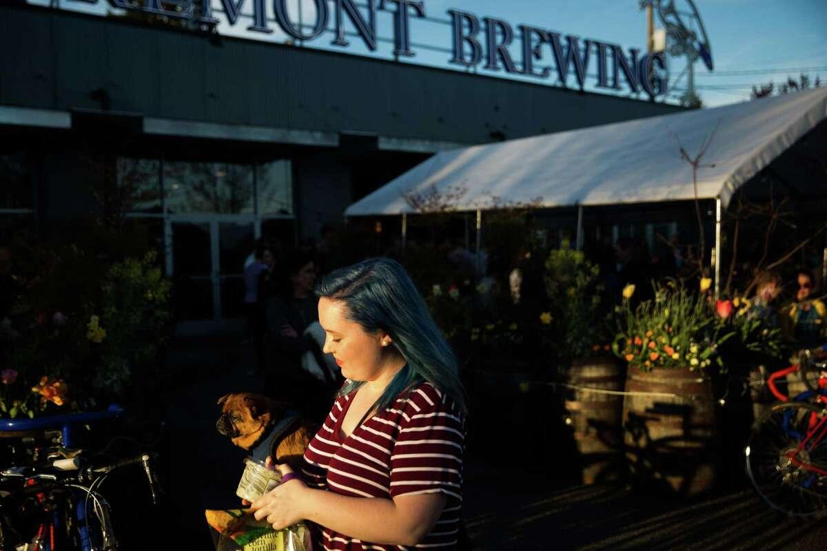 Most-visited bar: Fremont Brewing