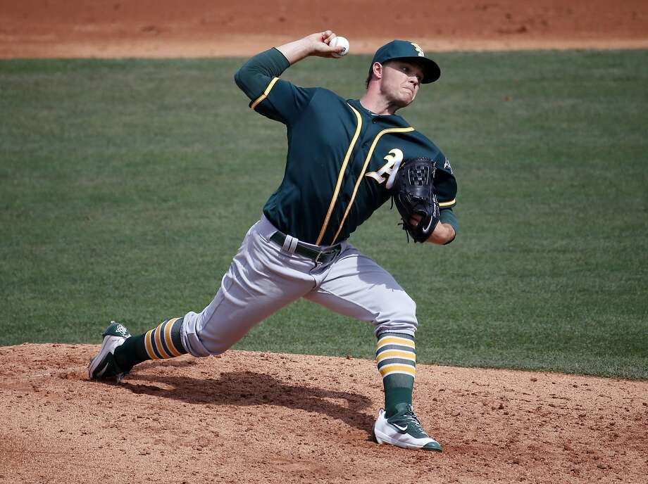 The A's got an immediate shake up in their planned 