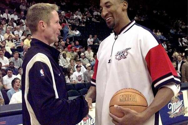 46b7b4f30fdf Steve Kerr jokes about 1996 Bulls-2016 Warriors series - SFChronicle.com