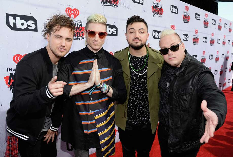 """Keep clicking for more concerts coming soon.Walk the Moon, Jan. 17, Upstate Concert Hall.Cincinnati band touring in support of """"What If Nothing"""" album. Photo: Frazer Harrison, Getty Images / 2016 Getty Images"""