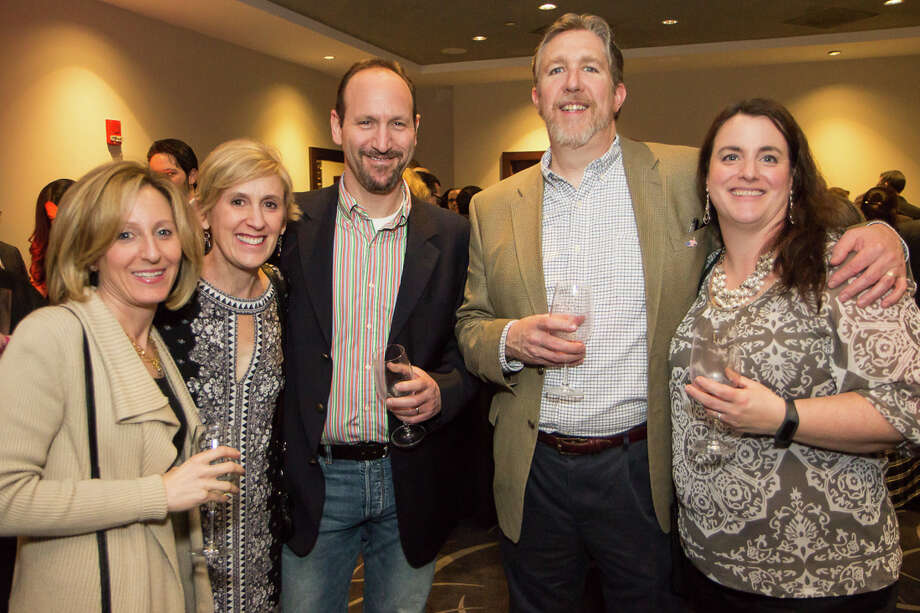 Were you Seen at the Fourth Annual Corks & Forks, a Benefit for The Huntington's Disease Society of America, held at Angelo's 677 Prime in Albany on Saturday, April 2, 2016? Photo: Brian Tromans