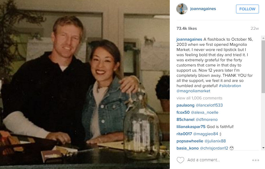 "Joanna Gaines announces ""Fixer Upper"" contest; offers home"
