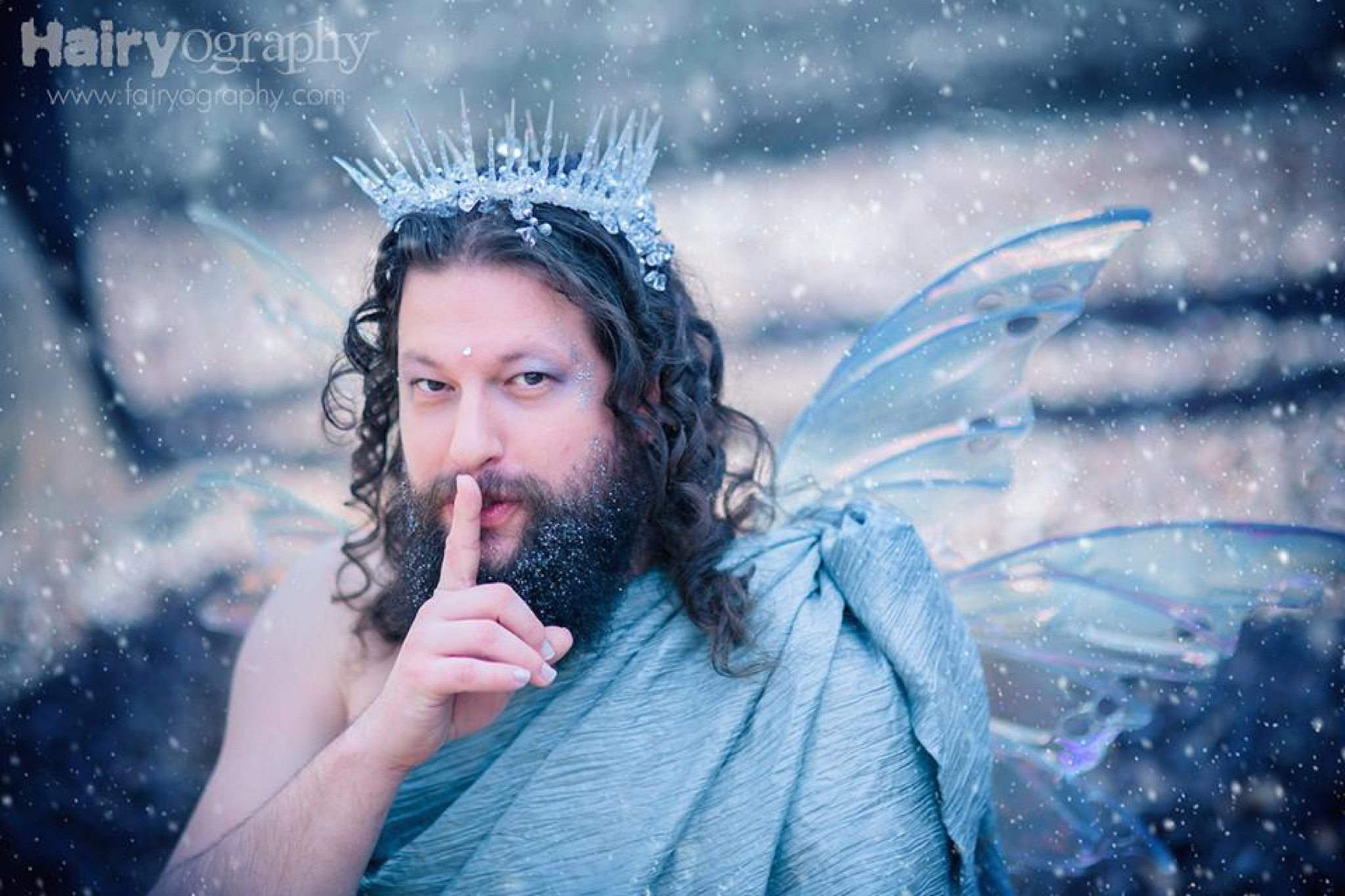 See photos of the hairy men who dressed up as fairies - Connecticut Post