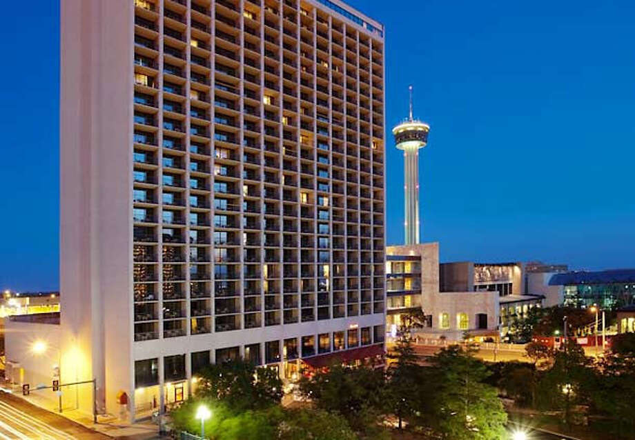 The Marriott has been leasing the 0.8-acre property for about $140,000 a year. The property is next to the River Walk and across the street from the Convention Center. Photo: Courtesy