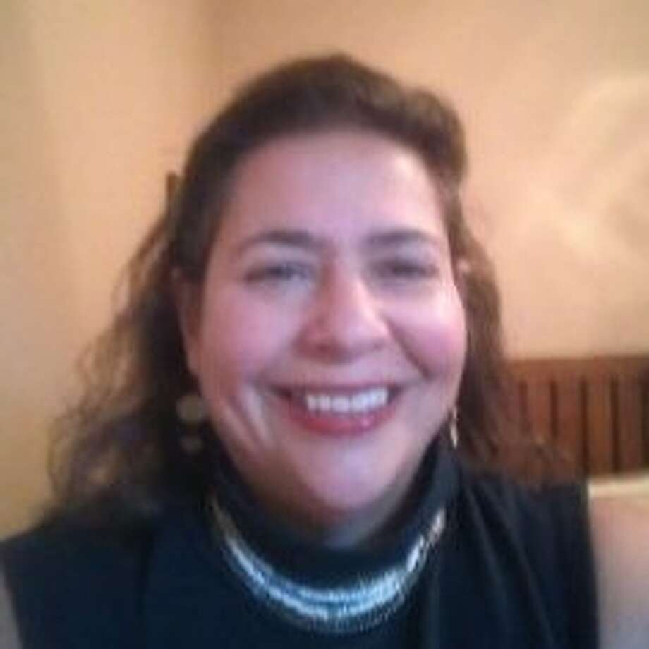 Ashley C. Taheri, 55, of Voorheesville, died on Route 155 near Griffin Laboratory in Guilderland after she lost control of her 1999 Honda Accord, which spun into the path of an oncoming truck. (LinkedIn photo).