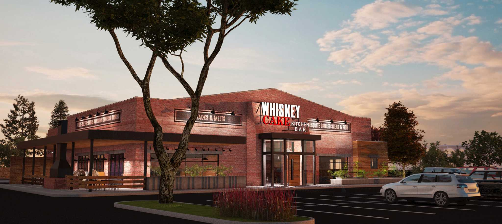 Whiskey Cake Kitchen Bar S Land For Restaurant In Katy