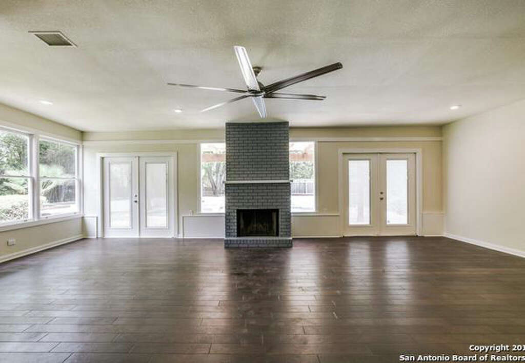 Located In Alamo Heights, It Pairs Mid Century Charm With Modern Design.  Photo