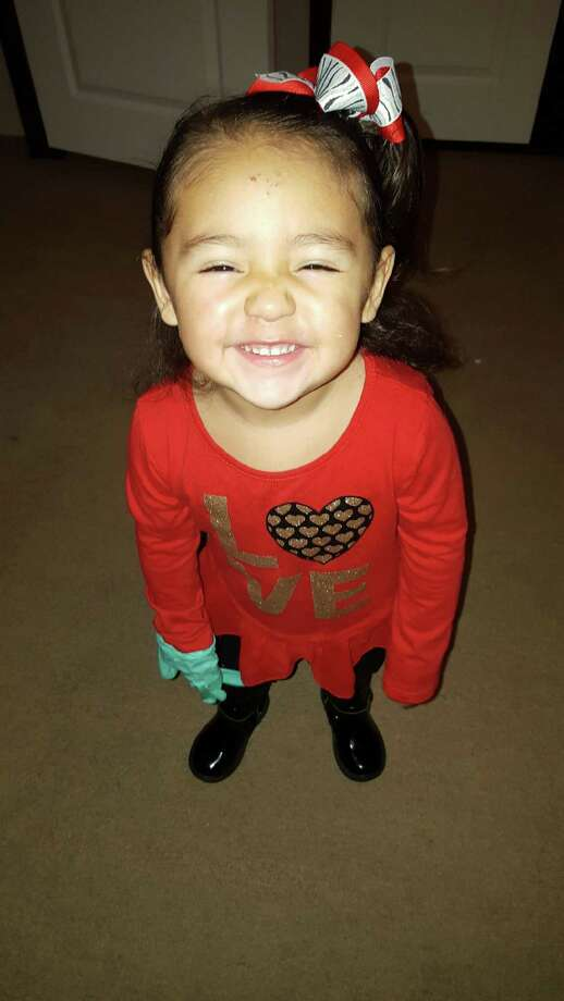 A phone containing videos of little Joliet Flores' final moment was stolen, then returned to Methodist Children's Hospital. Photo: Provided By Amanda Vega