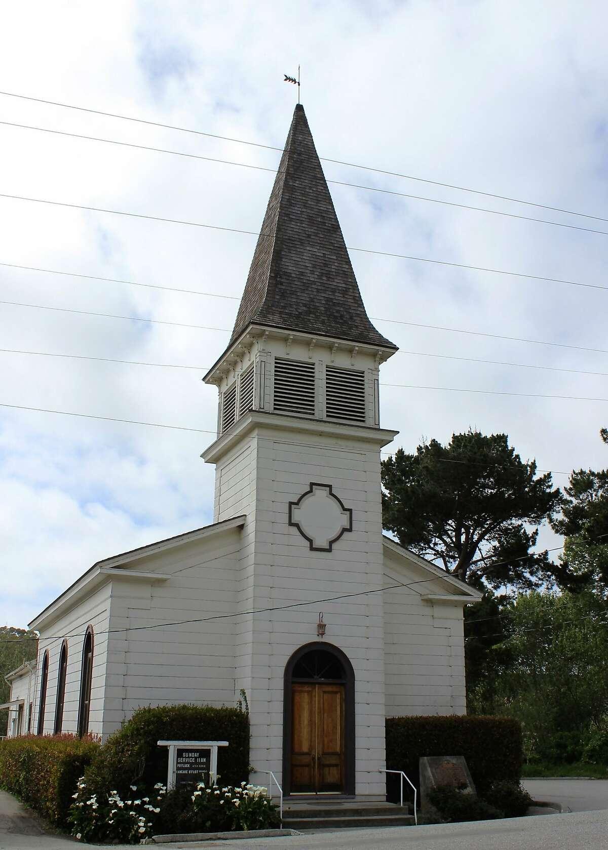 Pescadero Community Church.