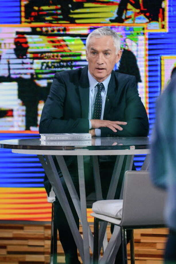 Mexican-born American journalist Jorge Ramos urged hundreds of Hispanic youth to advocate on behalf of themselves and their parents Saturday at the United We Dream Congress 2016 in downtown Houston. Photo: Ray Tamarra, Jemal Countess/Getty Images / 2016 Ray Tamarra
