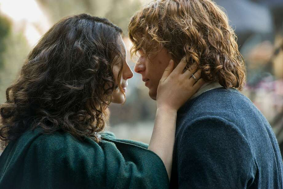 """""""Outlander"""" — 7 p.m. Sunday, Starz Photo: Neil Davidson /Starz / © 2016 Sony Pictures Television Inc. All rights reserved."""