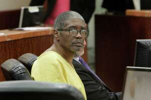 Robert Jennings is set to be executed Sept. 14th for the murder of HPD Officer Elston Howard Monday, April 4, 2016, in Houston. ( Steve Gonzales  / Houston Chronicle  )
