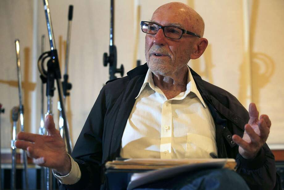 Berkeley resident Erik Bauersfeld spent three decades as the drama and literature director at KPFA. Photo: Lance Iversen, The Chronicle