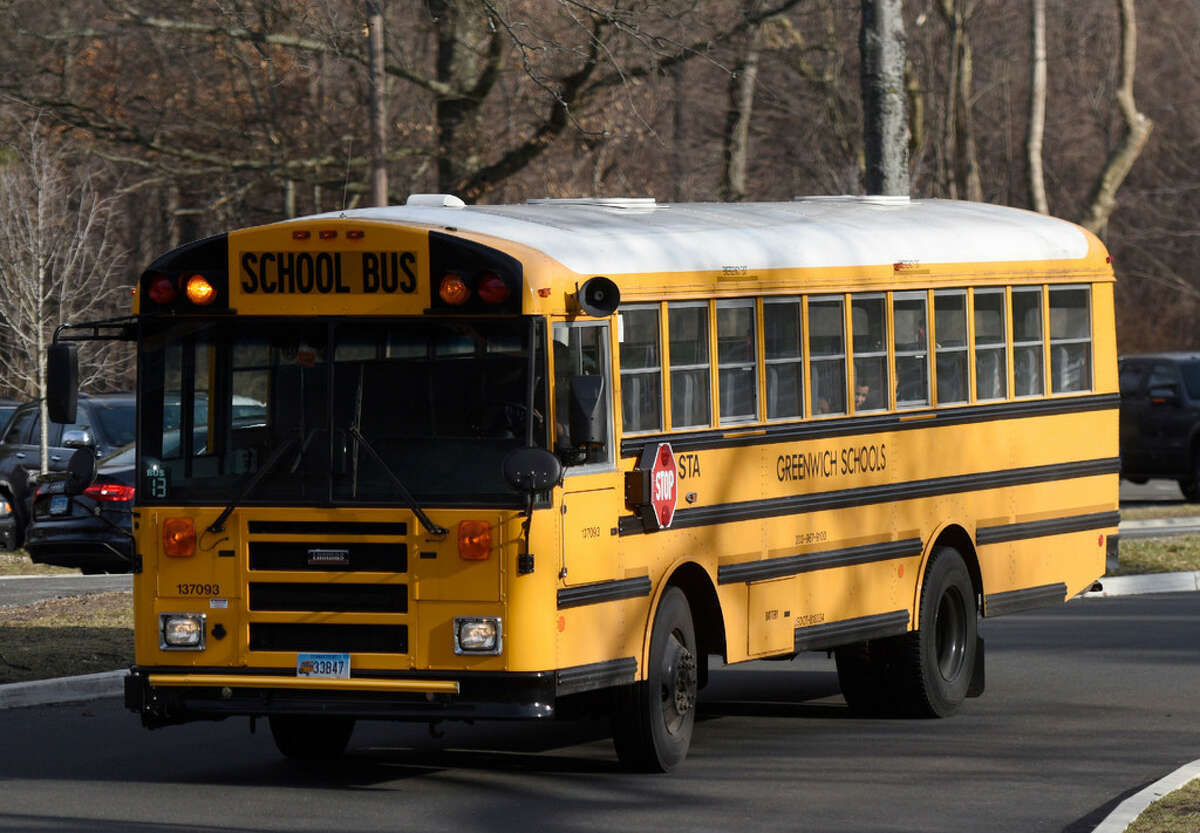 Bus service is a major consideration for Greenwich school officials as they weigh new school start times.