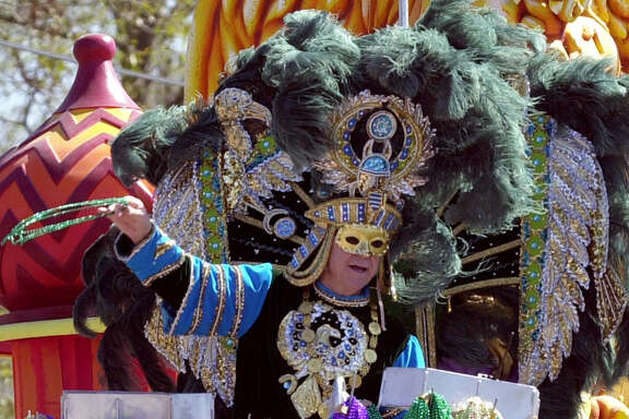 Mardi Gras parade krewes now will have to pay sales taxes on the plastic beads they throw to crowds as part of Louisiana lawmakers' plan to close a $3 billion budget deficit caused in part by the largest income-tax cut in state history.