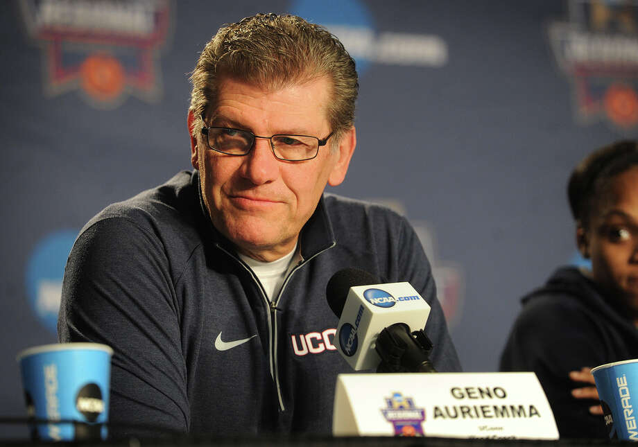 UConn women's basketball coach Geno Auriemma has offered to forego his pay next year in response to high salaries at UConn. Photo: Brian A. Pounds, Staff Photographer / Connecticut Post