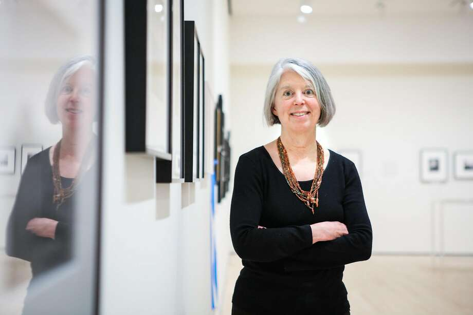 Sandra Phillips, longtime curator of photography at SFMOMA, will step down to become Curator Emeritus on July 1. Photo: Gabrielle Lurie, Special To The Chronicle