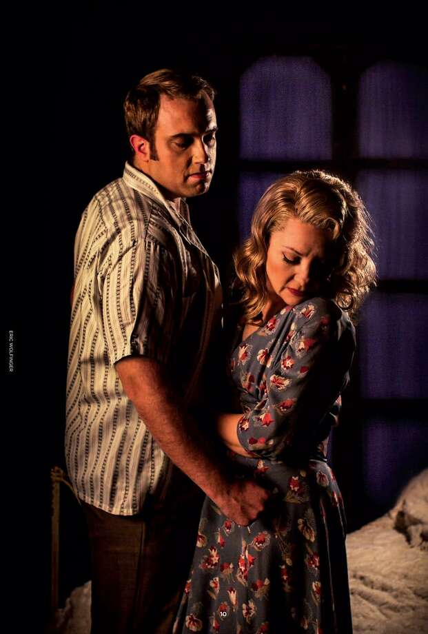 "Opera San Jose does André Previn's ""A Streetcar Named Desire."" Photo: Eric Wolfinger"